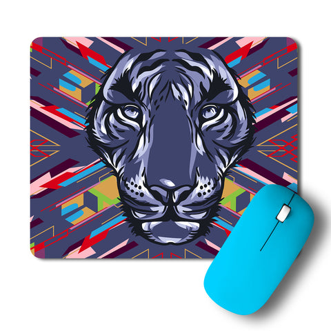Lion Artwork Mousepad