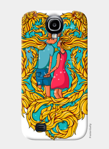 Forever in Love Samsung S4 Cases | Artist : Harsimran sain