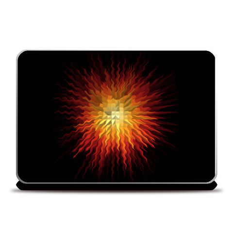 Laptop Skins, Burst Laptop Skins | Artist : marika, - PosterGully