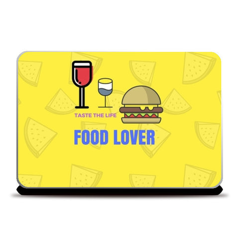 Food Lover Laptop Skins | Artist : Pallavi Rawal
