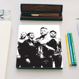 COLDPLAY BAND Notebook | Artist : Kau.Vish