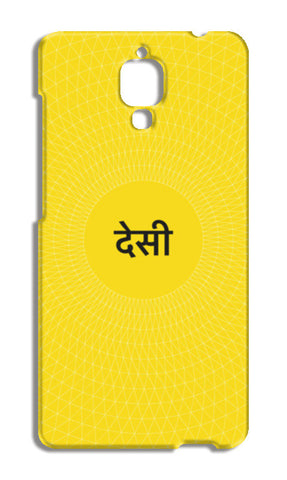 Desi - TheAverageDesi Xiaomi Mi-4 Cases | Artist : The Average Desi