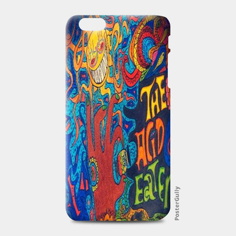 iPhone 6 Plus / 6s Plus Cases, LSD iPhone 6 Plus / 6s Plus Case | Spiritual Psycho, - PosterGully