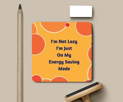 I'm on my saving mode Coasters | Artist : Pallavi Rawal