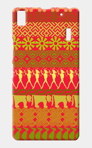 Lenovo K3 Note Cases, African Tribal Pattern Lenovo K3 Note Cases | Artist : Design_Dazzlers, - PosterGully