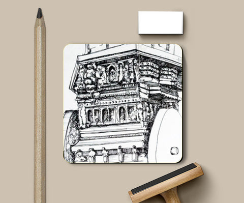 Coasters, Made in Mylapore Coaster | Poornima Kumar, - PosterGully