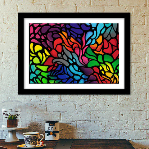 Colour Fix Premium Italian Wooden Frames | Artist : Animal kingdom