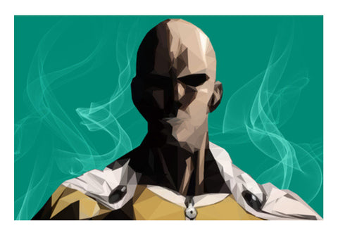 Wall Art, One Punch Man Wall Art  | Artist : Shashanka Beshra, - PosterGully