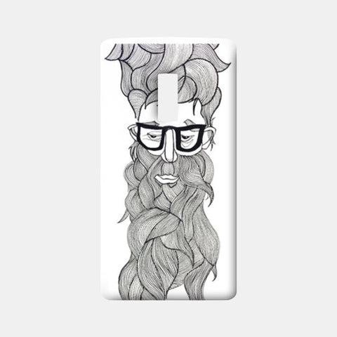 One Plus Two Cases, Daadhiwalla One Plus Two Cases | Artist : Karan Mehta, - PosterGully