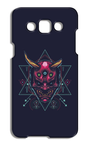 The Mask Samsung Galaxy A5 Cases | Artist : Inderpreet Singh