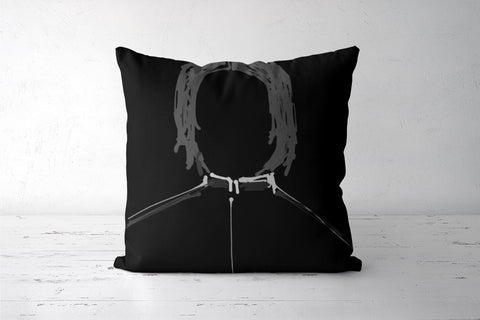 Snape Harry Potter Minimal Doodle Sketch Cushion Covers | Artist : Praband