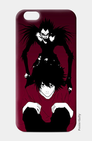 "death note ""L"" iPhone 6/6S Cases 