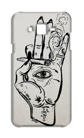 jai sambo Samsung Galaxy J7 Cases | Artist : the scribble stories