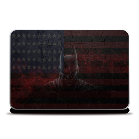 Batman Dark Knight Laptop Skins | Artist : Tiny Dots