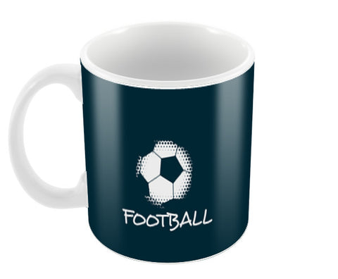 Football Artwork | #Footballfan Coffee Mugs | Artist : Creative DJ