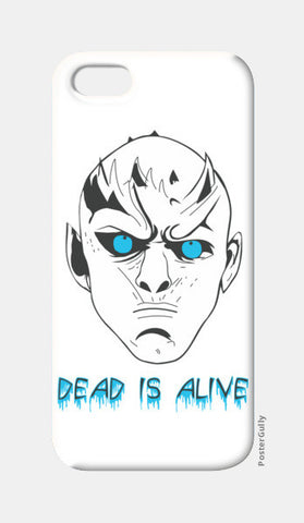 iPhone 5 Cases, Game of Thrones - White Walker iPhone 5 Cases | Artist : Charcoal, - PosterGully