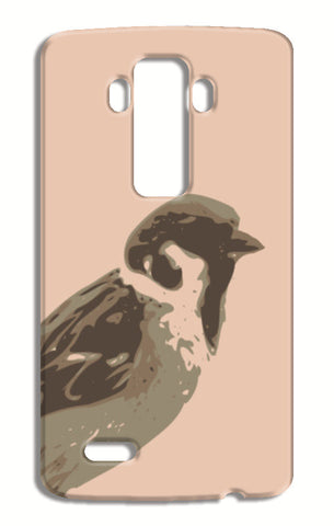 Abstract Sparrow LG G4 Cases | Artist : Keshava Shukla