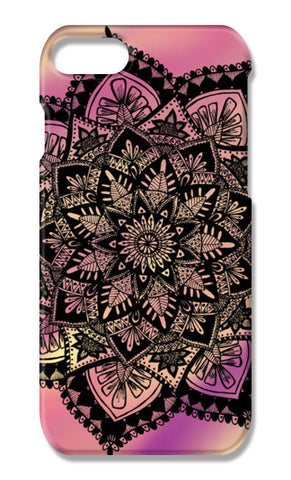 Mandala iPhone 7 Plus Cases | Artist : Gursimran Kaur