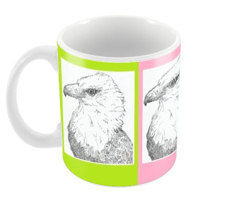 The Eagles Coffee Mugs | Artist : Papo Mukherjee