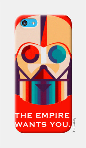 iPhone 5c Cases, The Empire iPhone 5c Case | Artist: Raghav Puri, - PosterGully