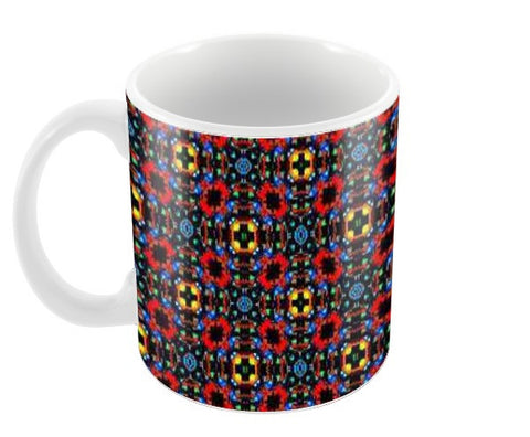 Decorative Patterns 10 Coffee Mugs | Artist : Delusion