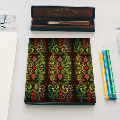 Ornamental Pattern Notebook | Artist : Amar Singha