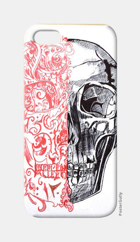 Skull iPhone 5 Cases | Artist : Rahul Tanwar