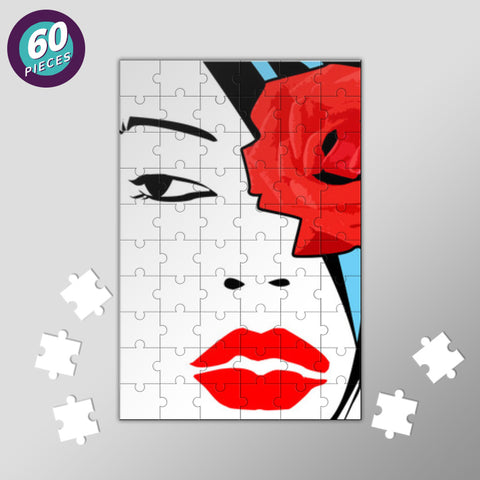 hot Jigsaw Puzzles | Artist : Pradeesh K