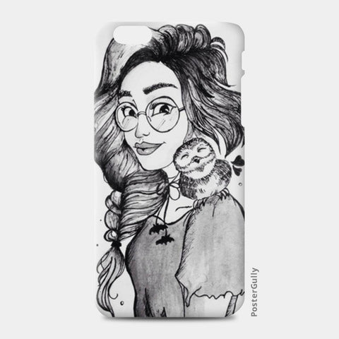 Be your own kind of beautiful (Black) iPhone 6 Plus/6S Plus Cases | Artist : Asees Kaur