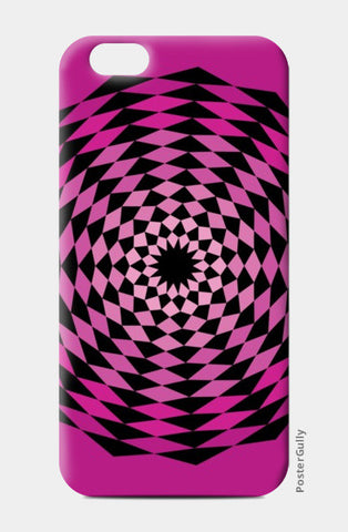 iPhone 6 / 6s, ILLUSION-PINK iPhone 6 / 6s Cases | Artist : Sonia Punyani, - PosterGully