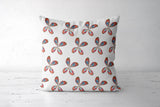 Digital Floral Pattern Cushion Cover l Artist: Seema Hooda