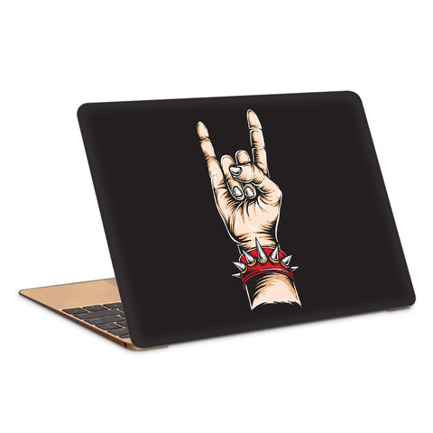 Rock Laptop Skin