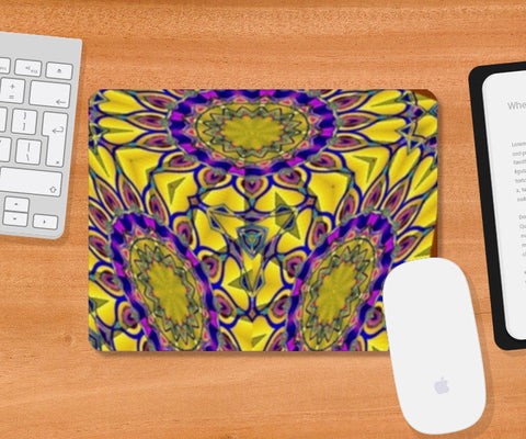 Mousepad, Cube Mousepad | Artist : CK GANDHI, - PosterGully
