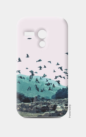 Haunted Moto G Cases | Artist : Cropped Streets
