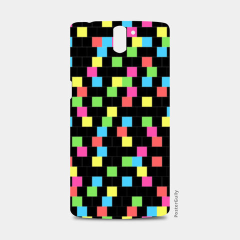 Matrix Abstract One Plus One Cases | Artist : Shweta Paryani