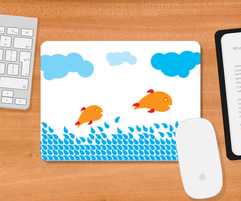 Mousepad, Water is life Mousepad | Artist : Pradeep Kumar, - PosterGully