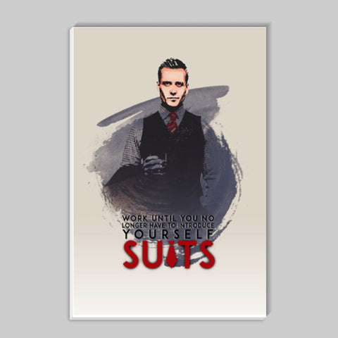 Suits | Harvey Specter | Quote Stick Ons | Artist : Vivid Corner