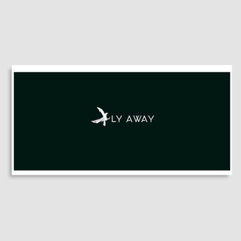 fly away Door Poster | Artist : Aakarsh Sharma