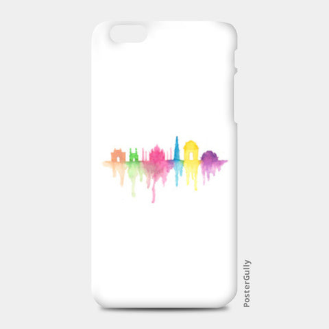 iPhone 6/6S Plus Cases, india iPhone 6 Plus/6S Plus Cases | Artist : Somin Jain, - PosterGully