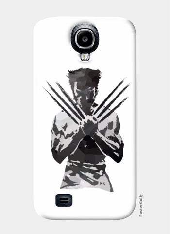 Samsung S4 Cases, Low Poly Wolverine Samsung S4 Case | Artist: Darshan Gajara, - PosterGully
