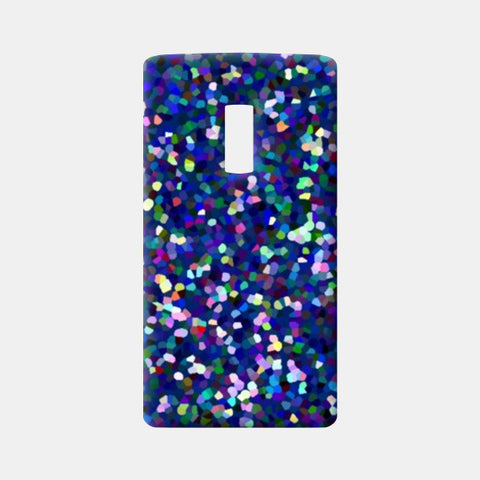 One Plus Two Cases, Blue Mosaic Abstract Colorful Pattern  One Plus Two Cases | Artist : Seema Hooda, - PosterGully