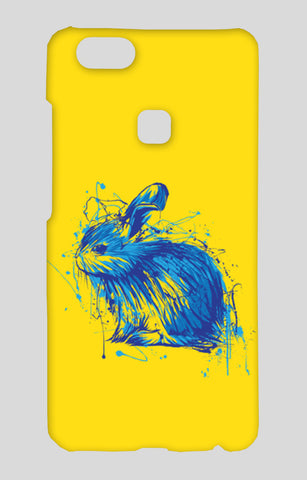 Rabbit Vivo V7 Plus Cases | Artist : Inderpreet Singh