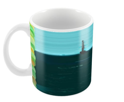 Close to the Nature Coffee Mugs | Artist : Pallavi Rawal