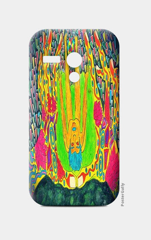 Moto G Cases, Escape the reality Moto G Case | Spiritual Psycho, - PosterGully
