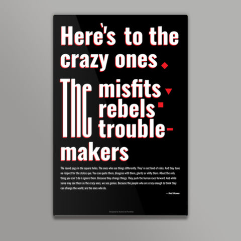 Troublemakers Metal Prints | Artist : Scatterred Partikles