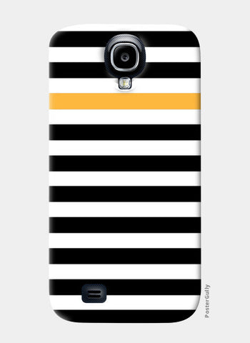 Happy Stripes Samsung S4 Cases | Artist : Vaishak Seraphim