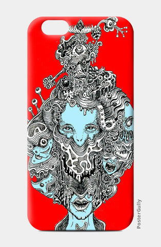 iPhone 6/6S Cases, MPD iPhone 6/6S Cases | Artist : Doodles of Tanmoy Kayesen, - PosterGully