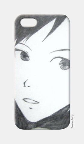 iPhone 5 Cases, Anime Girl iPhone 5 Cases | Artist : Aastha Pruthi, - PosterGully