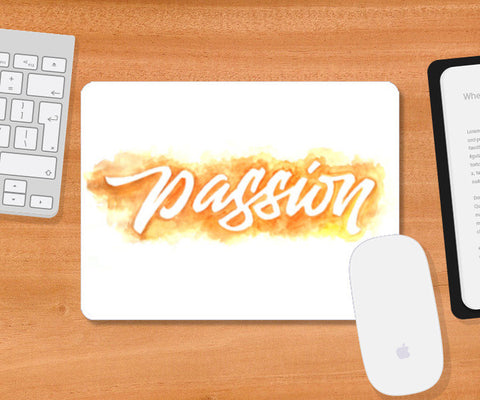 Do it with passion Mousepad | Artist : Niraj Pangarkar