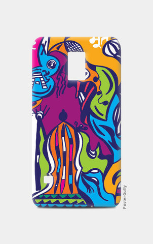 Samsung S5 Cases, ADBHUT Samsung S5 Cases | Artist : Wandering Homie, - PosterGully